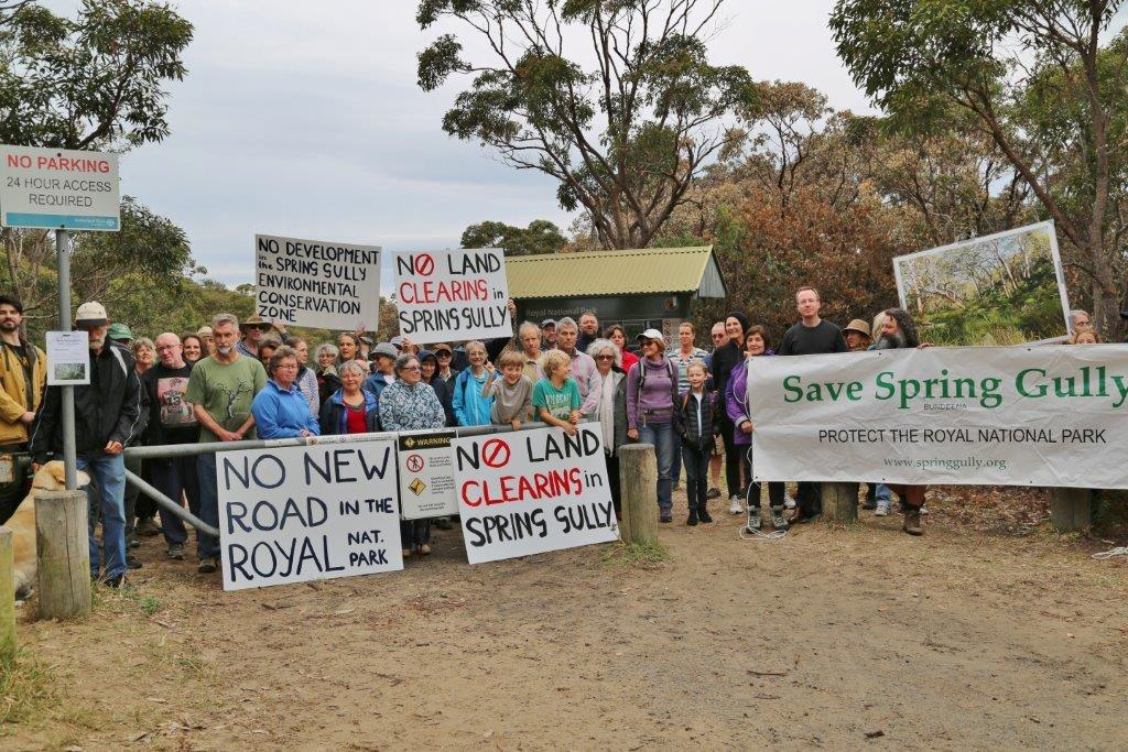 Scope for Consideration and Comment for Royal National Park Road Easement Proposal